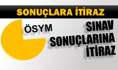 24 Mayıs 2014 İSG Sınav İtirazları Hk.