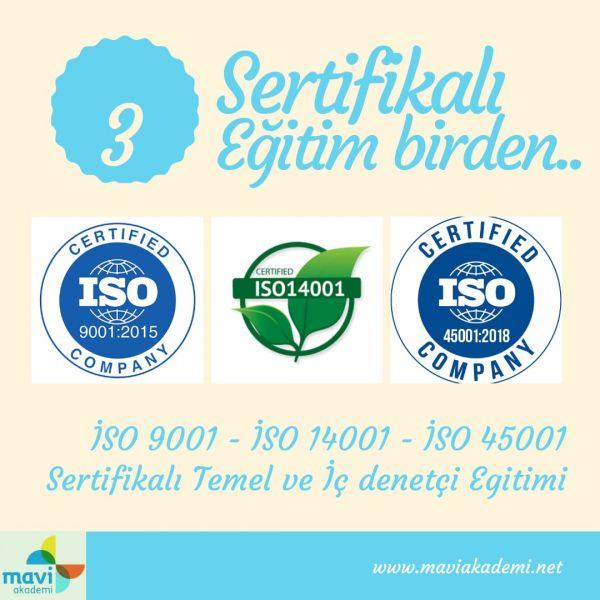 MAVİ AKADEMİ FARKI İLE 3 EĞİTİM 1 ARADA!!
