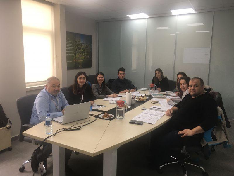 Erkurt Holding'de Patlamadan Korunma Dokümanı Hazırlama Eğitimimiz başlıyor