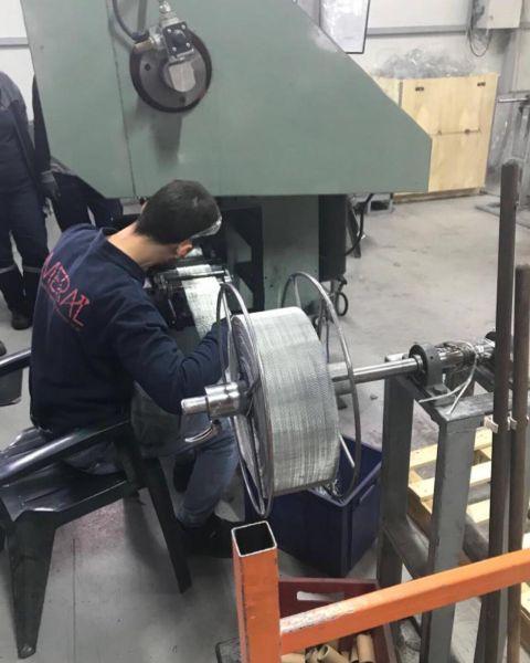 Mer-al Manisa Saç Otomotiv İthalat İhracat San. Ve Tic firmasında gerçekleşen Saç Metal Pres Mesleki Eğitimimizi tamamladık.