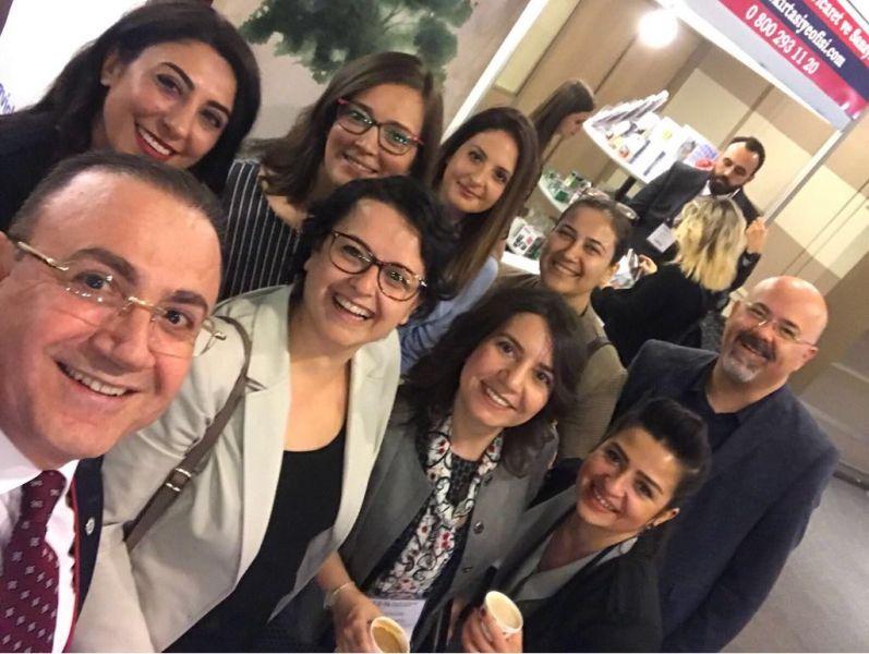 Bursa Almira Otel'de düzenlenen 16. Kalite ve Başarı Fuarı