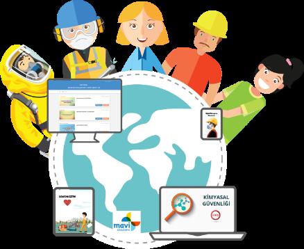 Yeni Koronavirüs (COVID-19) salgını nedeniyle İSG Eğitimleri Online Yapılabilecek, Eğitim Talepleriniz İçin Bizlere Ulaşabilirsiniz!
