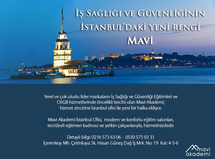 MAVİ AKADEMİ EĞİTİM KALİTESİ ŞİMDİ İSTANBUL'DA